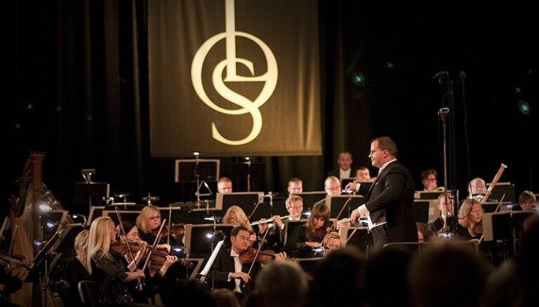 Liepājas simfoniskais orķestris dāvanā saņēmis jaunus mūzikas instrumentus