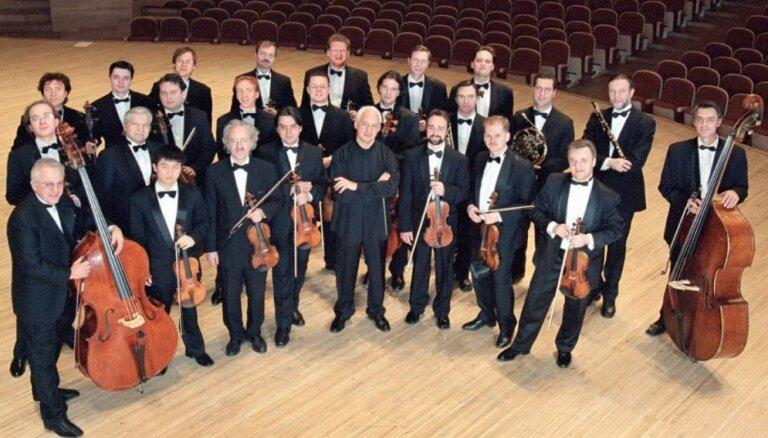 Dzintaru koncertzālē uzstāsies kamerorķestris 'Maskavas virtuozi'