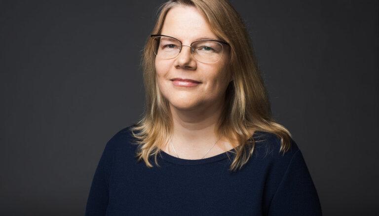 Latvijas Žurnālistu asociāciju turpmāk vadīs 'Nekā personīga' producente Arta Ģiga