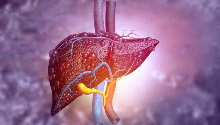 Kas liecina par aknu vēzi, un kādi ir galvenie slimības riska faktori