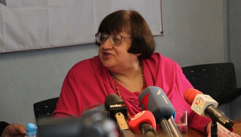 Новодворская спокойна за Литву: здесь нет 40% русскоязычных
