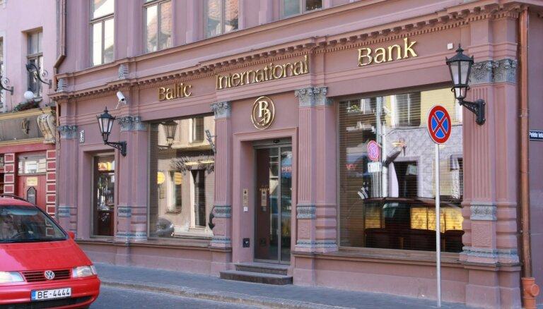 'Baltic International Bank' valdi atstās Guntars Reidzāns