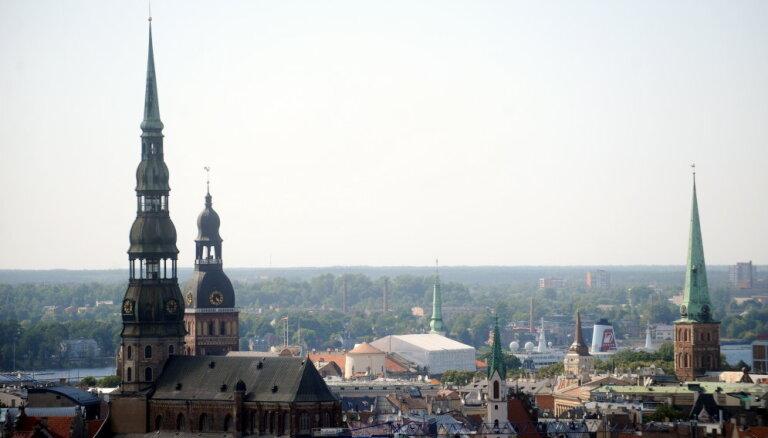 Рига - самый дорогой город в странах Балтии