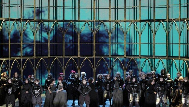 Ar Šarla Guno operas 'Fausts' izrādi atklās Rīgas Operas festivālu