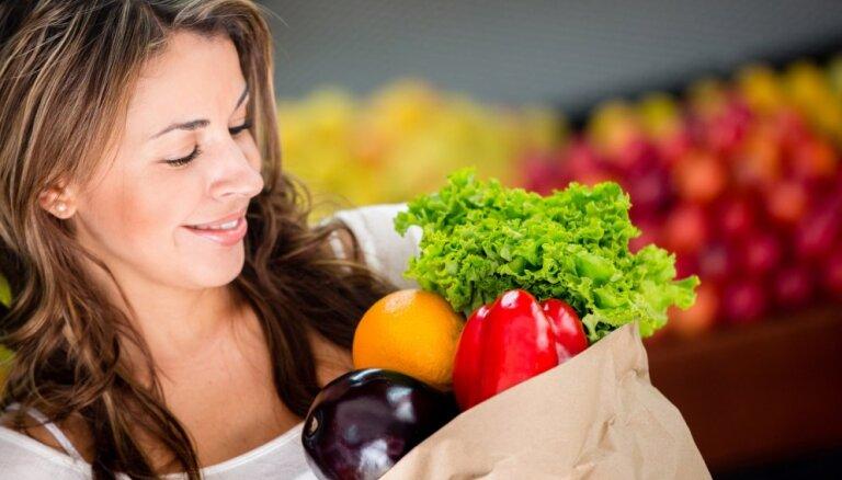 Pieci superprodukti sievietes veselībai
