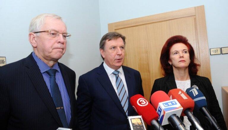 В правительстве сменятся шесть министров, в Сейм придут два новых депутата