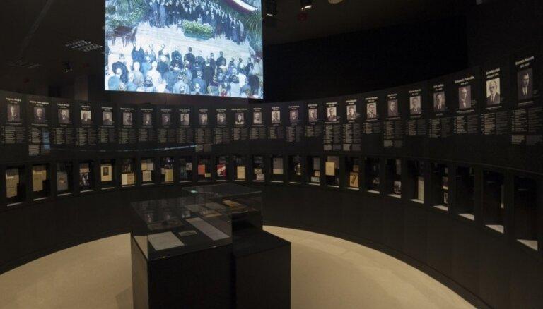 Otrdienu vakaros aicina uz ekskursijām 68 muzeju kopizstādē 'Latvijas gadsimts'