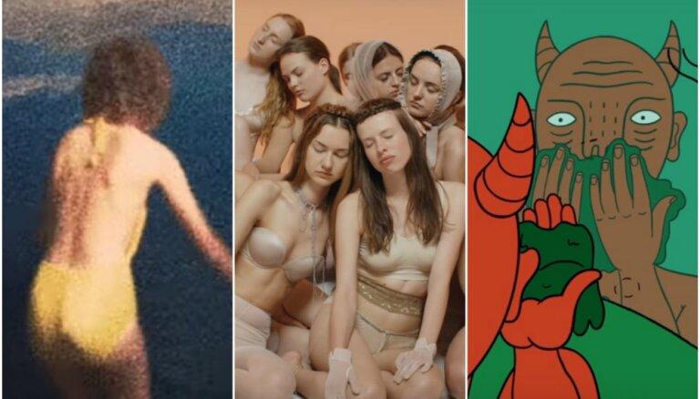 Pieci mūzikas videoklipi, kas liks tev apšaubīt realitāti