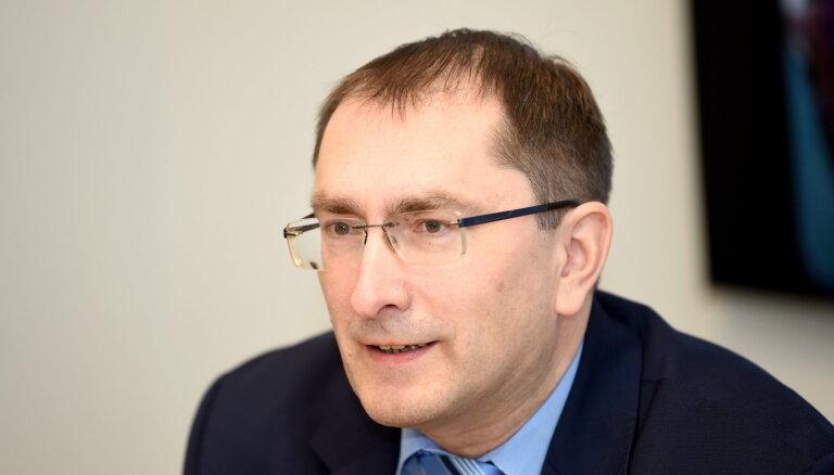 """Министр: отчет Госконтроля о проблемах Rail Baltica """"не стал сюрпризом"""""""