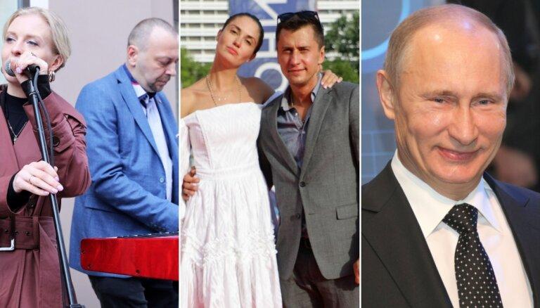 Nedēļas trakumi: šķiras Krievkalni, piekauts Prilučnijs, Putina ārlaulības meita