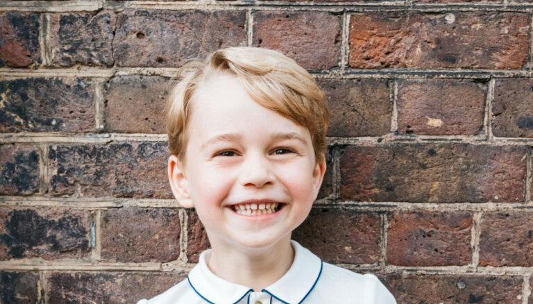 ФОТО: Принц Джордж обошел своего отца в списке самых стильных британцев