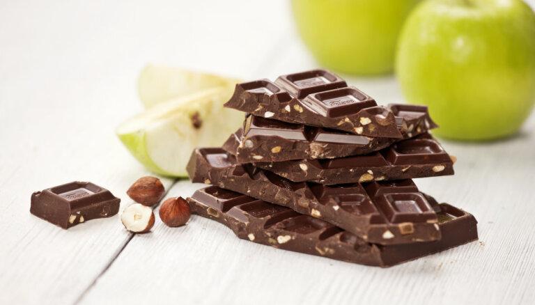 Kā pareizi uzglabāt šokolādi: trīs noderīgi padomi