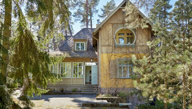 Деревянные жемчужины: 10 интересных домов в Риге, Юрмале и Елгаве