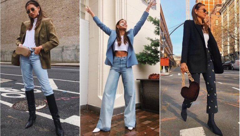 Garderobes supervarone – klasiska vai ekscentriska žakete visām ķermeņa formām