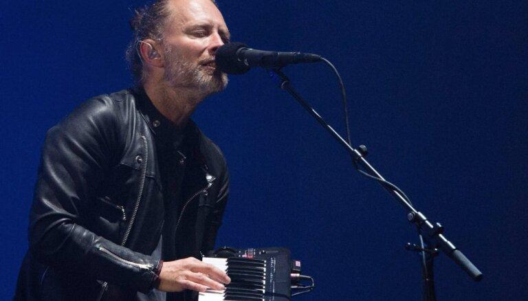 Pēc hakeru uzbrukuma 'Radiohead' publicē savu 90. gadu arhīvu