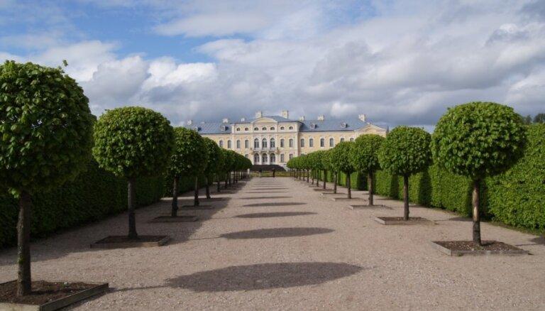 Rundāles pili pieskandinās itāļu baroka šedevri