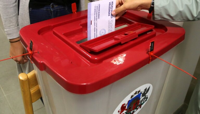Председателем Рижской избирательной комиссии избран Марис Звиедрис