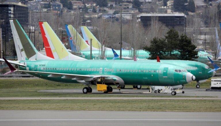 Евросоюз закрывает воздушное пространство для двух моделей Boeing