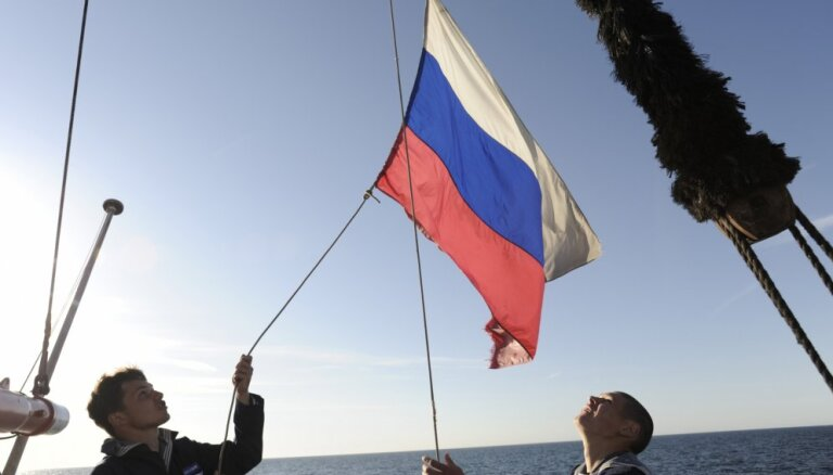 """Польша и Эстония запретили российскому паруснику """"Седов"""" войти в их воды"""