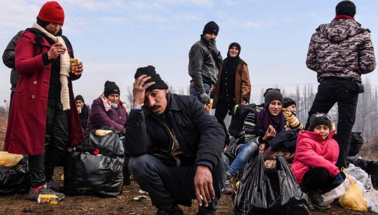 Следующую группу беженцев в Латвии ждут через две недели