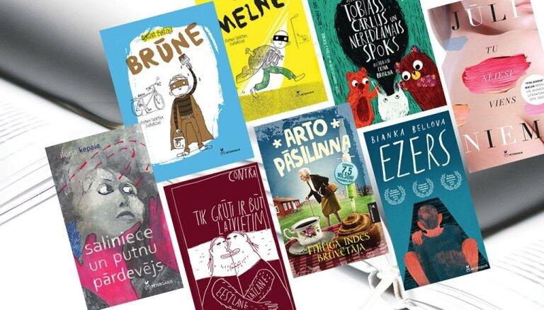 Papildini savu vasaras bibliotēku ar izdevniecības 'Pētergailis' grāmatām