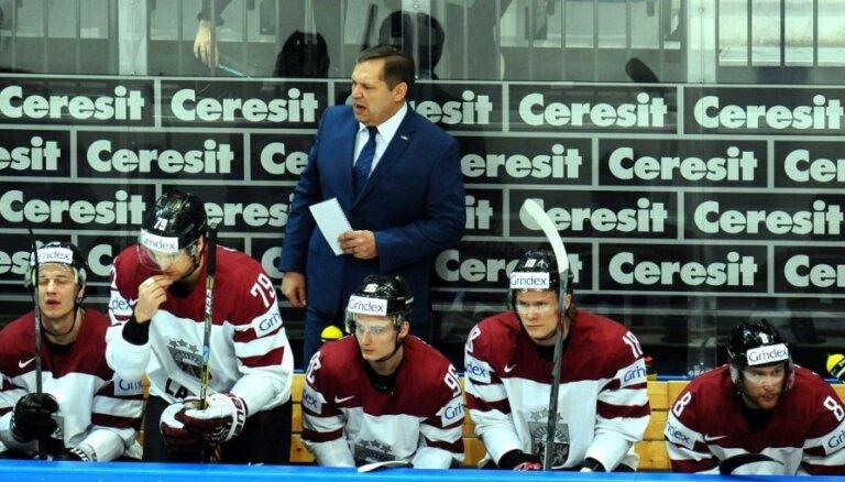 Береснев объяснил, почему ушел с поста главного тренера сборной Латвии