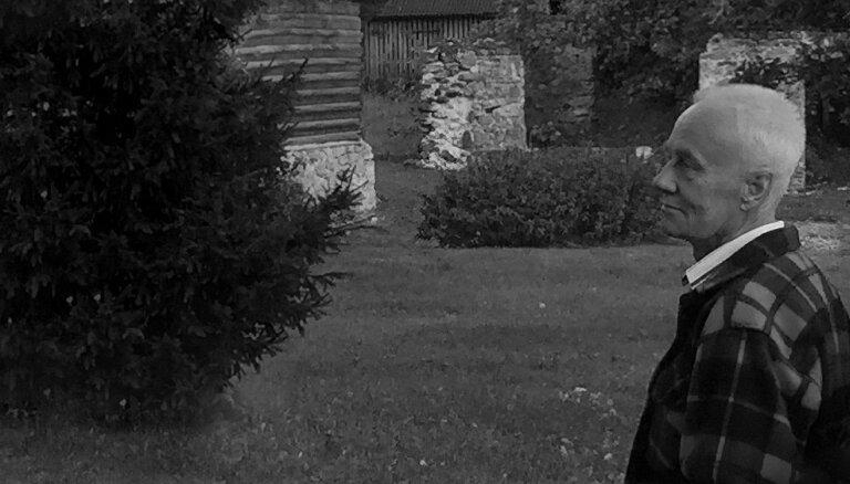 Ушел из жизни легендарный звукорежиссер Рижской студии звукозаписи Вилнис Каксис