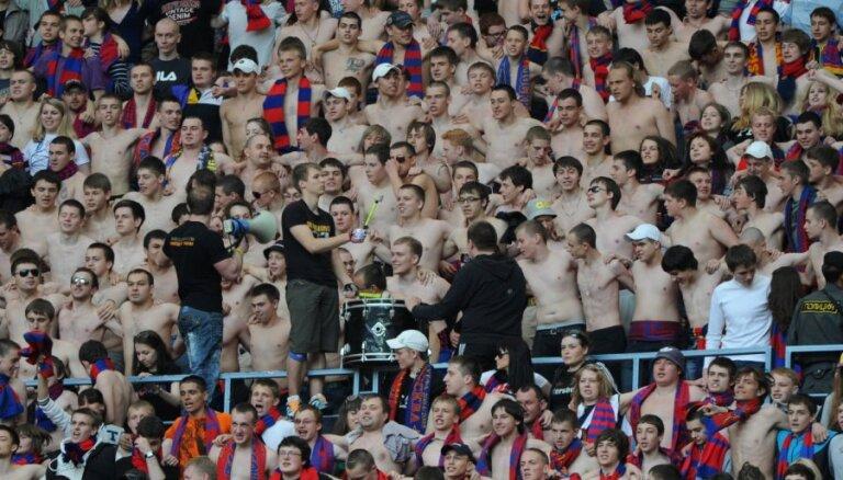 В России утвердили поход на футбол с удостоверением