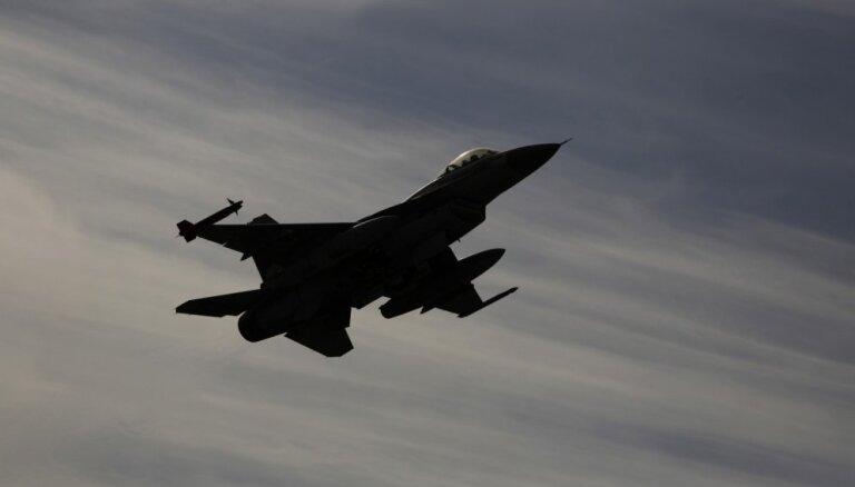 Irāka veikusi uzlidojumu 'Daesh' komandieru sanāksmei Sīrijā