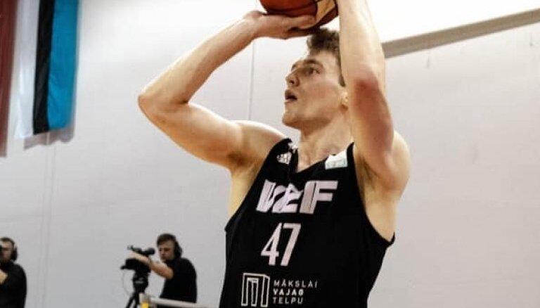'VEF Rīga' joprojām bez zaudējumiem LIBL spēlēs