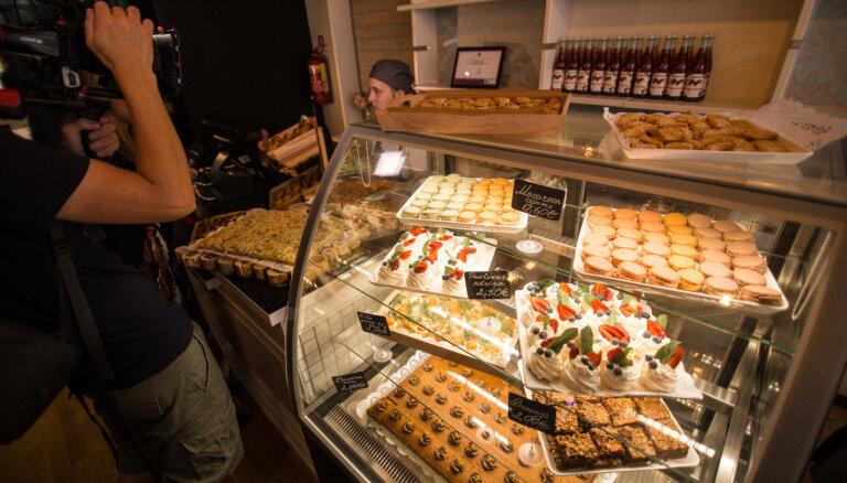 В Риге открыто первое в Балтии кафе, в котором работают люди с инвалидностью