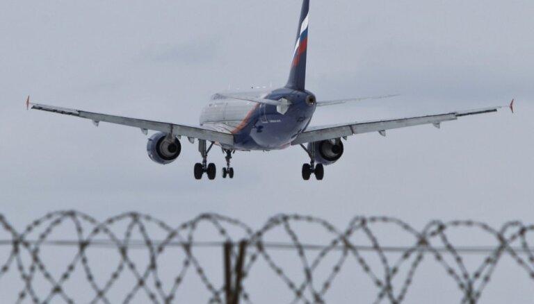 Россия раздумывает над запретом полетов в Париж