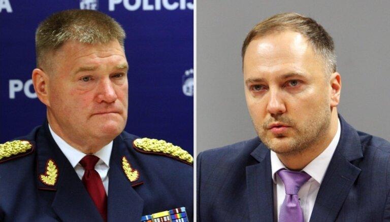Ķuža atbildību vērtēs, ja IDB aizturētajam Latgales policistam uzrādīs apsūdzību