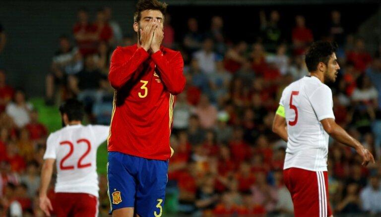 ВИДЕО: Действующие чемпионы Европы неожиданно проиграли Грузии