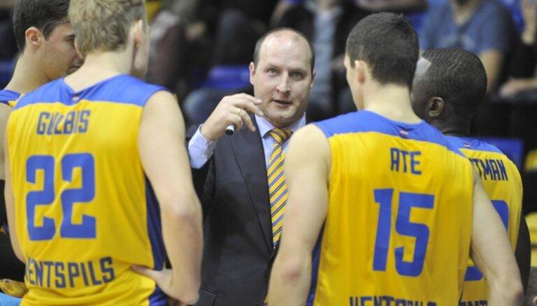 'Ventspils' basketbolisti LBL medaļnieku duelī pārspēj 'Jēkabpili'