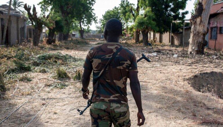 Nigērijas prezidents paziņo par 'Boko Haram' sagrāvi