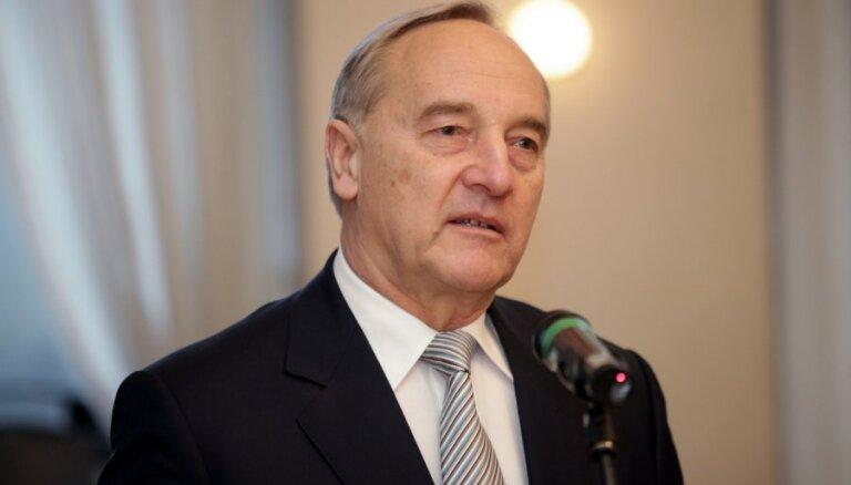 Президент: развитие Лиепаи имеет огромный потенциал