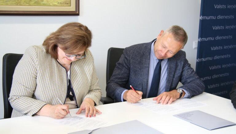 Ēnu ekonomikas apkarošana: VID un VADDA paraksta sadarbības memorandu