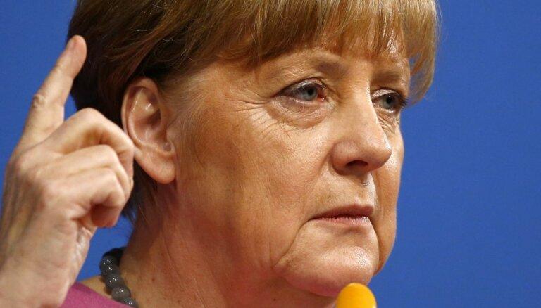 ФРГ: выступающая против мигрантов партия обошла на выборах ХДС Ангелы Меркель