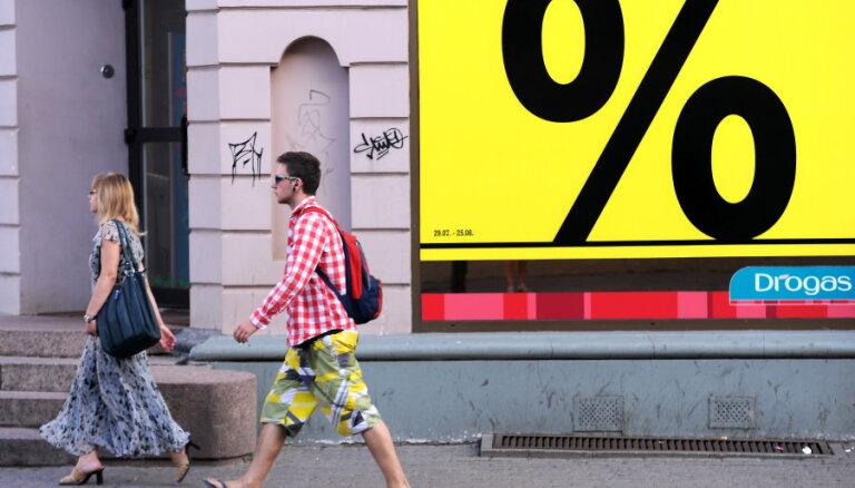 'Drogas' apgrozījums Latvijā pērn pieauga par 4,2%
