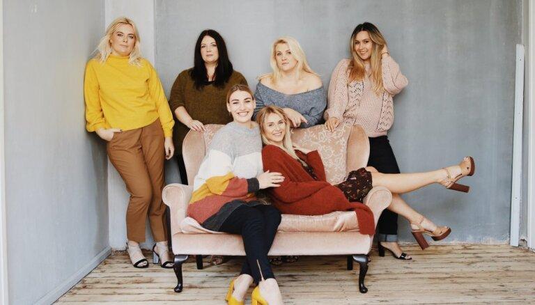 Pirmo reizi Latvijā tiks veidots realitātes šovs apaļīgām sievietēm