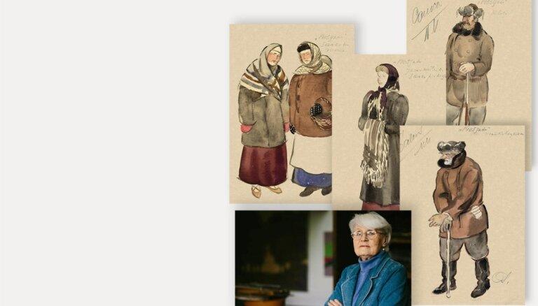 Andreja Upīša muzejā būs tikšanās ar Džemmu Skulmi
