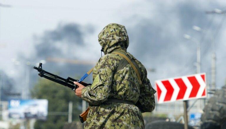 Гражданина Латвии судят за участие в военных действиях в Донбассе