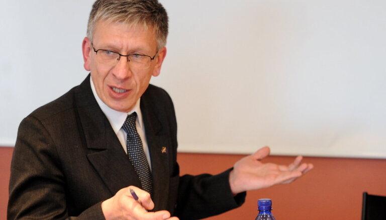'Rīdzenes sarunas': pieļauj Judina atkārtotu virzīšanu parlamentārās izmeklēšanas vadīšanai