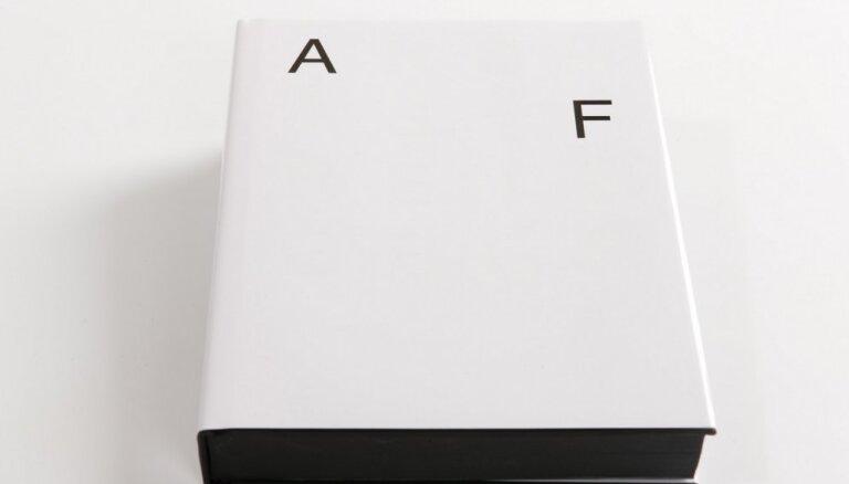 Baltijas grāmatu mākslas konkursā novērtē izdevumu par Andri Freibergu