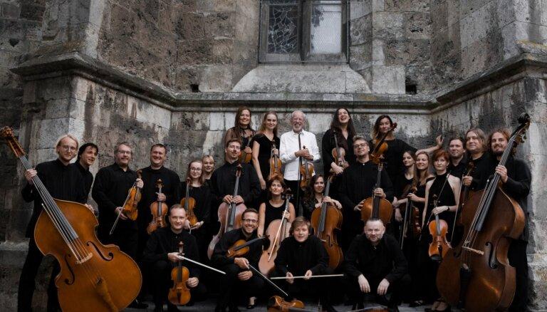 Kamerorķestris 'Kremerata Baltica' un pianists Debargs uzstāsies Ventspilī