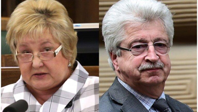 Депутаты Шимфа и Платперс вышли из NSL, дальнейшую работу связывают с ЛОР