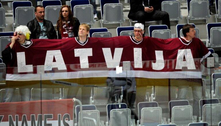 Valdība atbalsta ieceri 2017.gadā rīkot pasaules hokeja čempionātu Latvijā