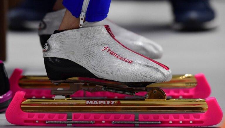 XXIII Ziemas olimpisko spēļu rezultāti ātrslidošanā sievietēm 500 metru distancē (18.02.2018.)