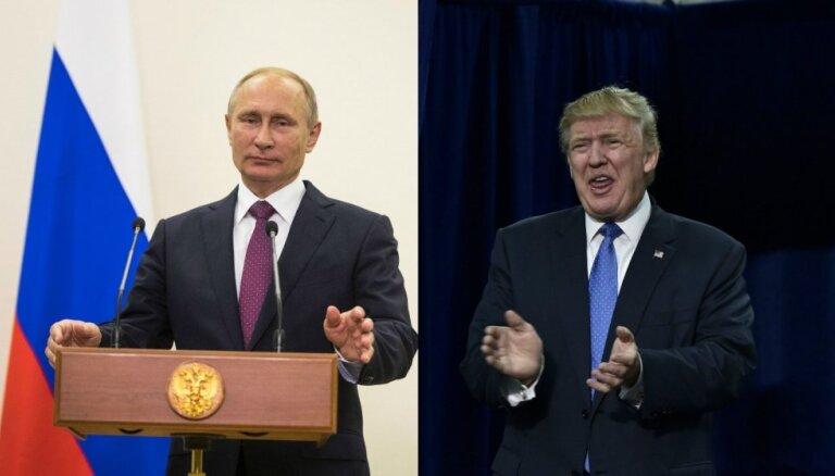 Kasparovs: Putins mēģina ievēlēt Trampu